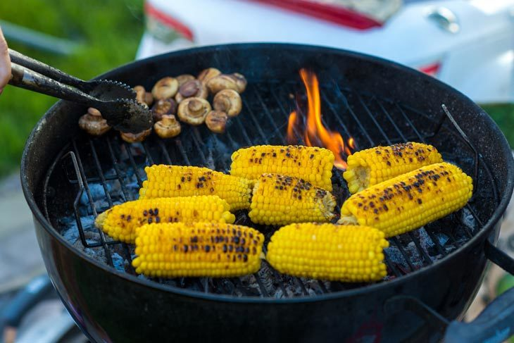 How To Warm Corn On The Cobs On The Grill
