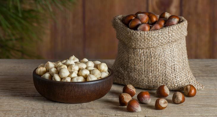 What Are Hazelnuts