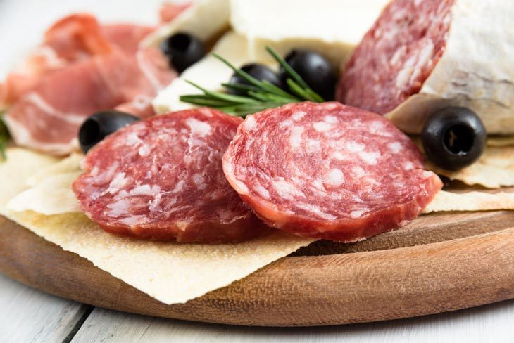 What Causes Salami To Spoil