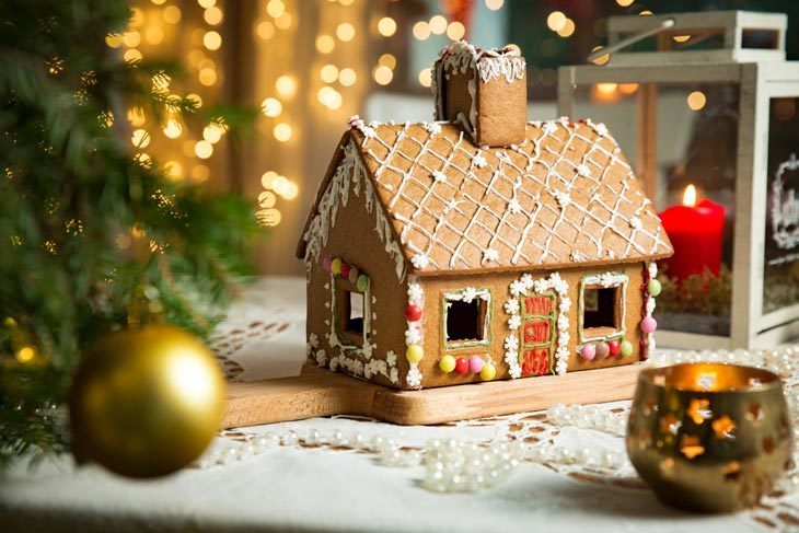 What Is A Gingerbread House