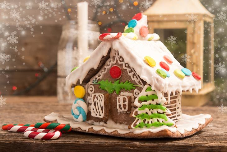 can you eat a gingerbread house