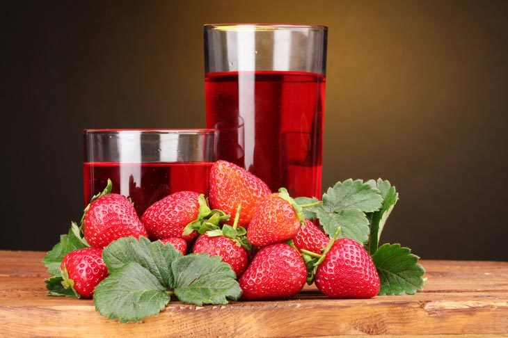 strawberry extract substitute
