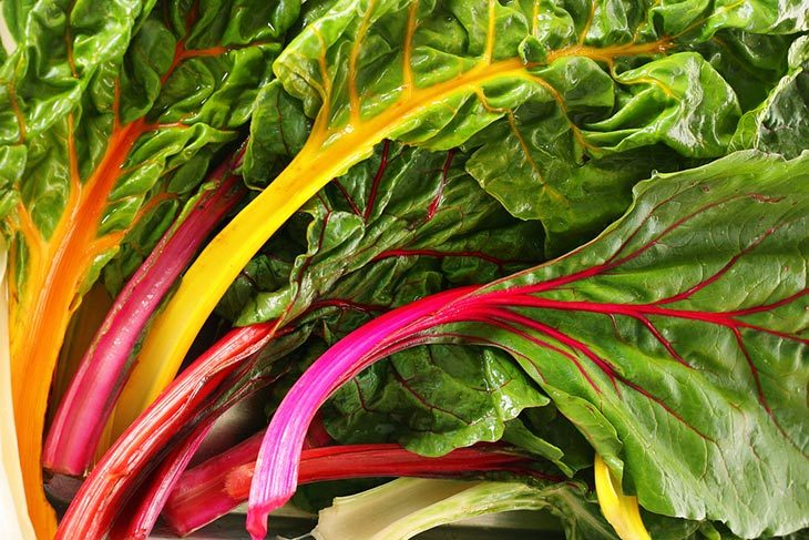 substitute for swiss chard